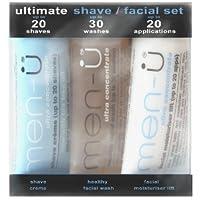 men-u Ultimate Shave Facial Set by men-u preisvergleich bei billige-tabletten.eu
