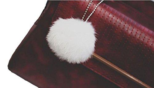 Les Femmes Hairball Brodent Le Sac à Main De Facteur Réglable lightgray