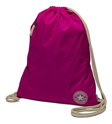Converse Bolsa con cordón, Magenta Glow (Rosa) - 10003342-A04