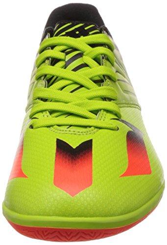 Adidas Herren Messi 15.3 In Fuãÿballschuhe Grã¼n (semi Di Melma Solare / Rosso Solare / Nucleo Blacksemi Melma Solare / Rosso Solare / Nucleo Nero)