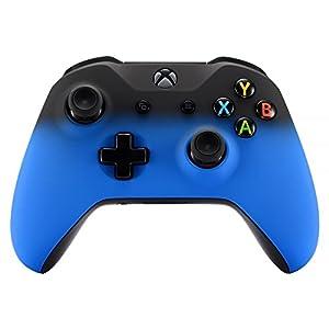 eXtremeRate Xbox One X S Schutzhülle Case Hülle Gehäuse Cover Oberschale Scuf Skin Housing Kit Schale Shell für Xbox One S X Controller