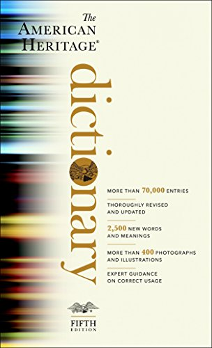 The American Heritage Dictionary por Houghton Mifflin Harcourt