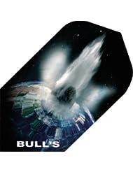 Bull's Motex-Flights Slim 52258 - Conjunto de plumas para dardos