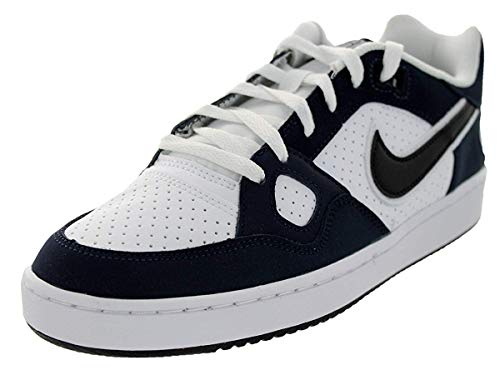 Nike Air Force 1 '07, Scarpe da Ginnastica Uomo, Nero (Black/Black), 40 EU
