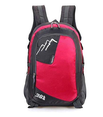 HCLHWYDHCLHWYD-casuale borsa a tracolla afflusso di sesso femminile studenti delle scuole superiori borsa del computer dello zaino di sport all'aria aperta uomini borsa zaino alpinismo multifunzionali 3