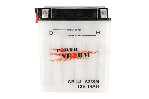 Batteria Moto AGM CB14L-A2 YB14L-A2 12V 14Ah