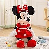 Peluche Jouet Mickey Minnie Mickey Mouse Cadeau 40cm (A1)