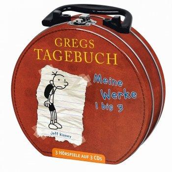 Gregs Tagebuch Hörbuch Koffer