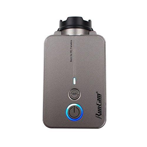RunCam 2 FPV Kamera Action Kamera 1080P 60fps HD Mini Action Strich Cam Eingebautes WIFI (Splitter) von HankerMall Drohnen-cams
