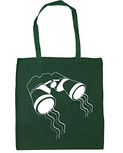 Hippowarehouse ,  Damen Strandtasche Flaschengrün