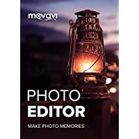 Movavi Photo Editor ( Windows & Mac ) | 1 PC / Lifetime License | Free updates | E- Mail Delivery - No CD