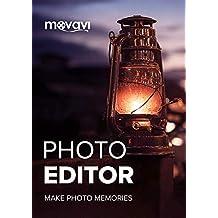 Movavi Photo Editor ( Windows & Mac )   1 PC / Lifetime License   Free updates   E- Mail Delivery - No CD