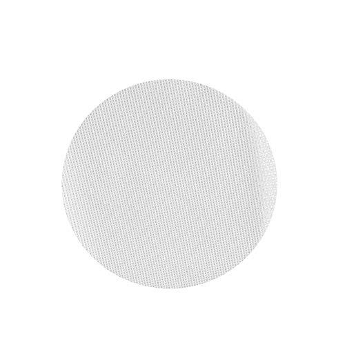 Homankit 5 unidades Dim Sum Vaporera papeles/silicona Steamer Alfombrilla Para Vaporera de bambú/Vaporera inserciones | 20 cm de diámetro | reutilizable, flexible, antiadherente, fácil de limpiar | saludable Steamer Mats, sin BPA y FDA y LFGB