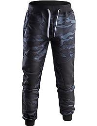96d15a5f15eb7 Pantalon Camouflage Pantalons De Sport Printemps Pantalons Chino Pantalons  Grande Taille Homme Pantalons De Jogging