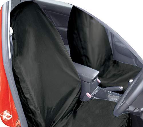 AUTO-HIGH-Coprisedili-per-Auto-Impermeabile-Set-Universale-Nylon-Resistente-Protezioni-per-Seggiolini-Auto-2-x-Frontali