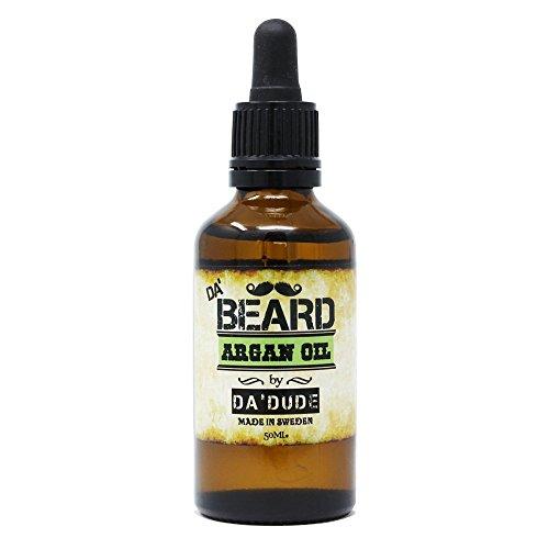 Bild des Produktes 'Da'Dude Da'Beard Öl-Conditioner, Weichmacher & Feuchtigkeitspflege für Bärte oder Schnurrbärte in einer hochwertigen Premium-Geschenkbox (50 ml)'
