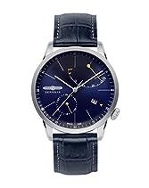 Zeppelin Herren-Armbanduhr Flatline 7366-3