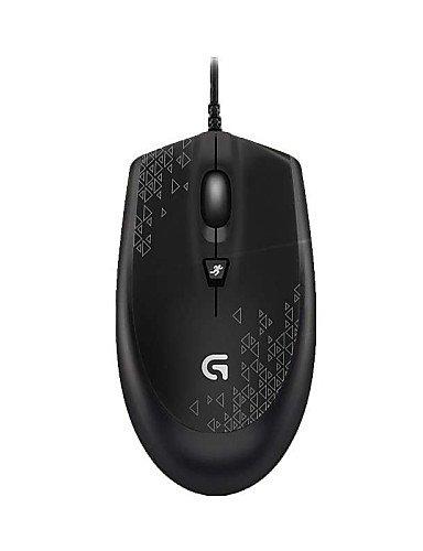 Originelle Logitech G903D USB Mini Gaming optische Maus schnurgebunden mit 1000/1750/2500DPI für Laptop Büro