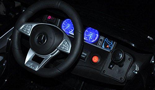 RC Auto kaufen Kinderauto Bild 2: Mercedes-Benz S63 AMG Cabriolet Ride-On 12V Elektro Kinderauto Kinderfahrzeug Kinder Elektroauto (ROT PAINT)*