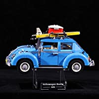 POXL Display Stand for Lego Volkswagen Beetle 10252 - Display Holder - ONLY Stand