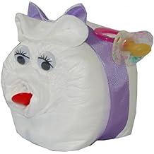 Windeltorte Schweinchen - Geschenk zur Geburt & Taufe - Windelschweinchen