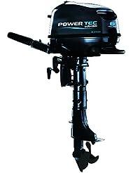 Motor fueraborda 6HP PowertecOutboards