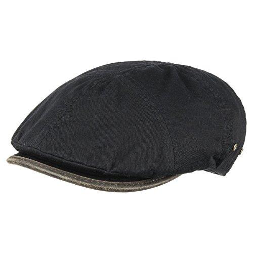 arnold-cotton-coppola-stetson-cappello-piatto-berretto-piatto-m-56-57-nero