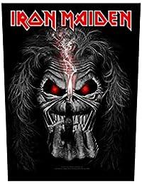 Unbekannt Iron Maiden Espalda parche–Candle Eddie–Iron Maiden Back Patch