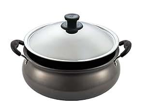 Pigeon Non-Stick Gravy Pot with Lid, 12 Litres