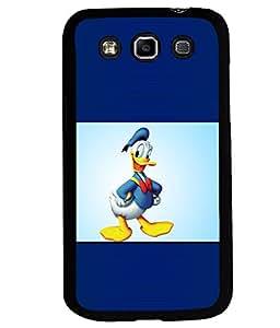 printtech Funny Designer Duck Back Case Cover for Samsung Galaxy Quattro i8552::Samsung Galaxy Quattro Win i8552
