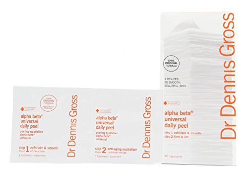Dr Dennis Gross - Alpha Beta Peel - Original Formula (For Sensitive Skin) 30 Applications - Soins De La Peau