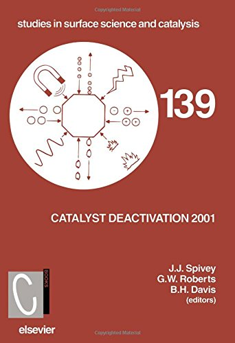 Catalyst Deactivation 2001: Proceedings of the 9th International Symposium, Lexington, KY, USA, October 2001 (Studies in Surface Science and Catalysis)
