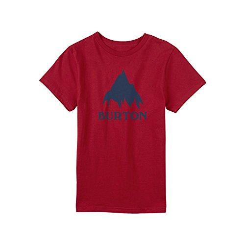 burton-maglietta-ragazzo-classic-mountain-ragazzo-t-shirt-classic-mountain-process-red-l