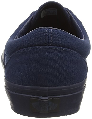 Vans Era, Baskets Basses mixte adulte Bleu (Gold Mono dress blues)