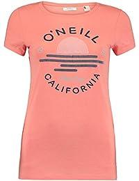 O 'Neill Women's Sunset Logo T-Shirt Tee, Womens, Sunset logo t-shirt