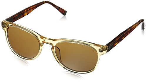 John Varvatos v774UF Sonnenbrille Vintage Gelb 51-19-145