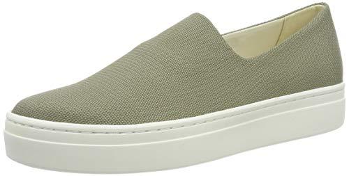 4745 Grün (Vagabond Damen Camille Slip On Sneaker, Grün (Light Olive 50), 36 EU)