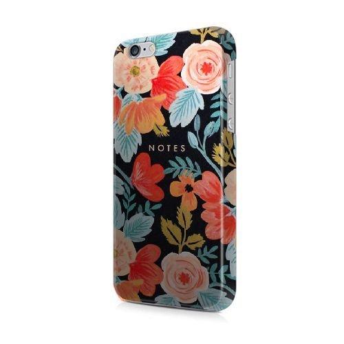 COUTUM iPhone 5/5s/SE Coque [GJJFHAGJ72823][RIFLE PAPER CO THÈME] Plastique dur Snap-On 3D Coque pour iPhone 5/5s/SE RIFLE PAPER CO - 012