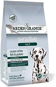 Arden Grange - Sensitive Adult Dog (6kg)
