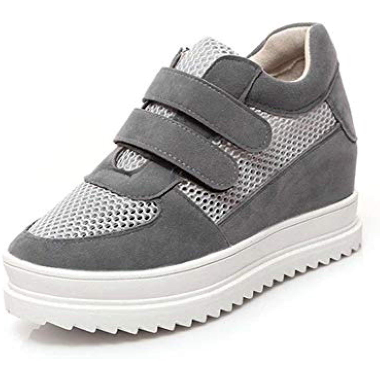 YSFU Baskets mode Baskets pour Femmes Femmes pour Haut Talon Compensé  Invisible Chaussures Décontractées Chaussures pour Femmes... - B07JZBNFN8 -  e1c978 4d6592f719eb