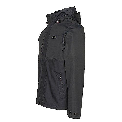 Columbia giacca di tutte le operazioni–uomo Black