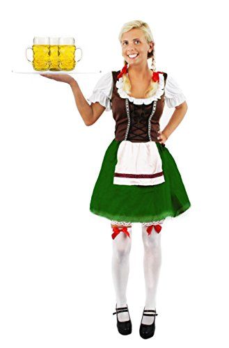 I Love Fancy Dress-Costume da bavarese ILFD4505XXL, 2X-Large