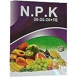 اسمدة Npk 20-20-20 من لوران (500 جم)