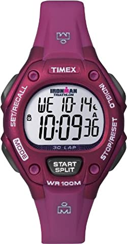 Timex Watches Damen-Armbanduhr XS Digital Quarz Plastik T5K652SU