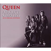 Absolute Greatest-Slipcase Ver [Import allemand]