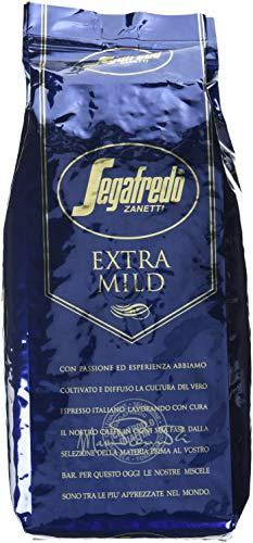Segafredo Espresso Extra Mild Bohnen, 1er Pack (1 x 1 kg)