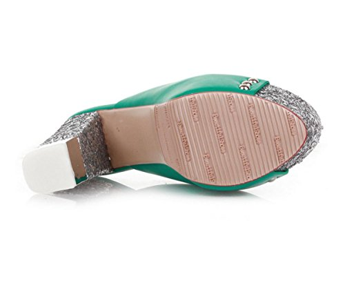 WZG Nouvelle tête de poisson vent pente avec des sandales sandales de paille couleurs chaussures mixtes imperméables beige