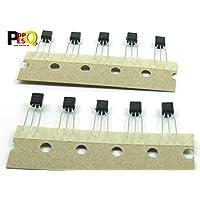 POPESQ® - 10 Piezas x BC516 Transistor PNP Darlington / 10 pcs. x BC516 Transistor PNP Darlington #A1270