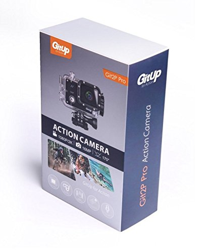 GITUP GIT2P PRO EDITION (Nuevo modelo 2017) Sensor Panasonic 2160P...