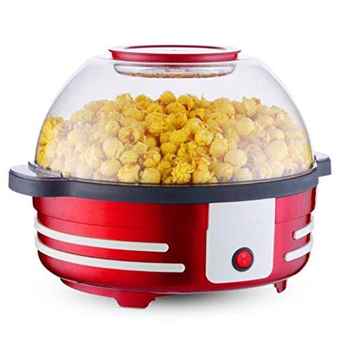 Heißluft-Popcornautomat fat free Leckeres Popcorn ohne Fettzugabe, rotierendes Heißluft-Funktionsprinzip ohne Anbrennen, 850W